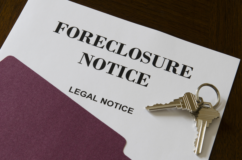 How Does the Foreclosure Process Work in Maryland?