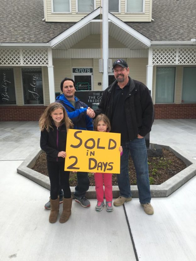 Happy Buyers