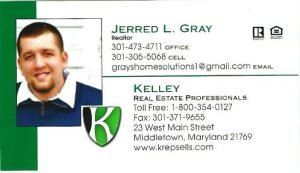Jerred Gray - Real Estate Agent